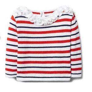 NWT Janie & Jack Striped Sweater, Size 3-6 Months